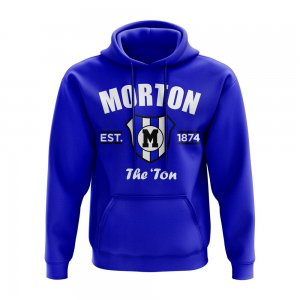 Morton Established Hoody (Royal)