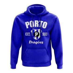 Porto Established Hoody (Royal)