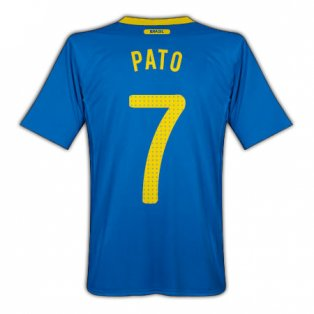 2010-11 Brazil World Cup Away (Pato 7)