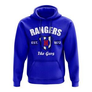 Rangers Established Hoody (Royal)