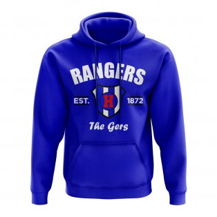 Rangers Established Hoody (Royal)