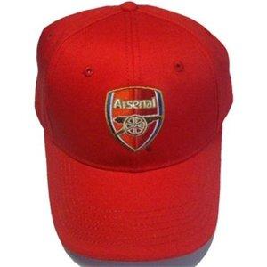 Arsenal FC Baseball Cap Junior (Red)