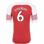 2018-2019 Arsenal Puma Home Football Shirt (Koscielny 6) - Kids