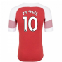 2018-2019 Arsenal Puma Home Football Shirt (Wilshere 10) - Kids