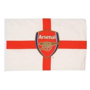Arsenal FC Club Country Flag
