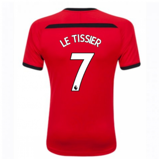 2018-2019 Southampton Home Football Shirt (Le Tissier 7) - Kids