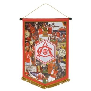 Arsenal FC Retro Mini Pennant