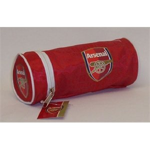 Arsenal FC Barrel Pencil Case
