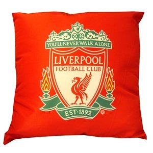 Liverpool FC Transfer Cushion