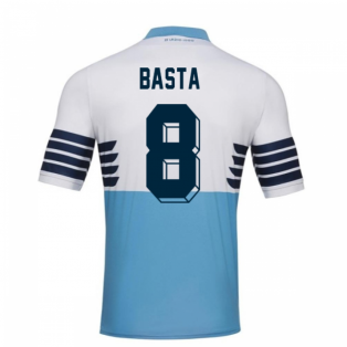 2018-19 Lazio Home Football Shirt (Basta 8) - Kids