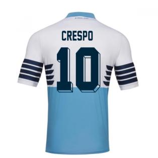 2018-19 Lazio Home Football Shirt (Crespo 10) - Kids