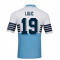 2018-19 Lazio Home Football Shirt (Lulic 19) - Kids