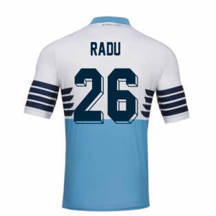 2018-19 Lazio Home Football Shirt (Radu 26) - Kids