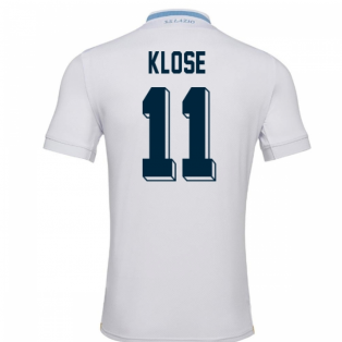 2018-19 Lazio Away Football Shirt (Klose 11) - Kids