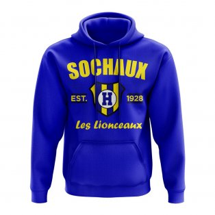 Sochaux Established Hoody (Royal)