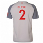 2018-2019 Liverpool Third Football Shirt (Clyne 2) - Kids