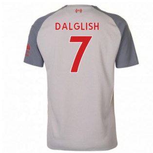 2018-2019 Liverpool Third Football Shirt (Dalglish 7) - Kids