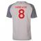 2018-2019 Liverpool Third Football Shirt (Gerrard 8) - Kids
