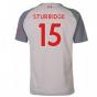2018-2019 Liverpool Third Football Shirt (Sturridge 15) - Kids