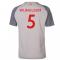 2018-2019 Liverpool Third Football Shirt (Wijnaldum 5) - Kids