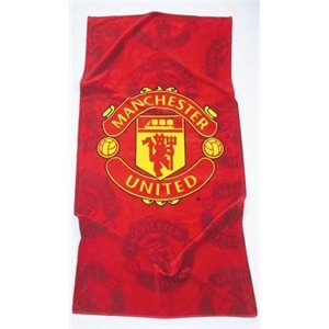 Manchester United FC Beach Towel
