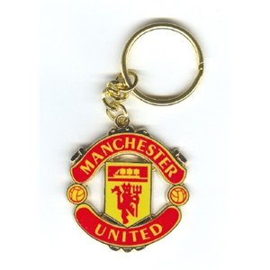 Manchester United FC Crest Key Ring