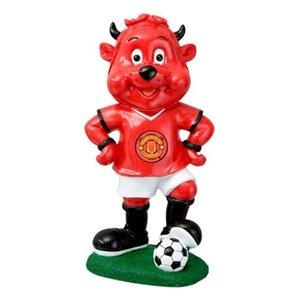 Manchester United FC Garden Retro Gnome