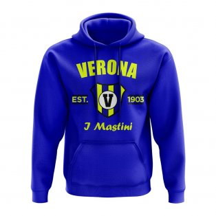 Verona Established Hoody (Royal)
