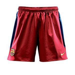 2010-11 Barcelona Nike Home Shorts (Kids)