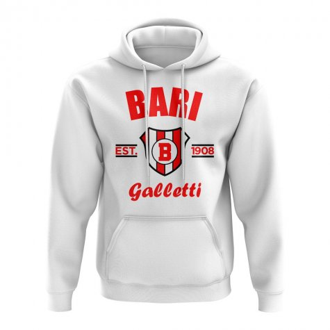 Bari Established Hoody (White)