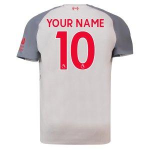 2018-2019 Liverpool Third Football Shirt (Kids)