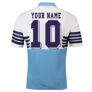 2018-19 Lazio Home Football Shirt (Your Name) -Kids
