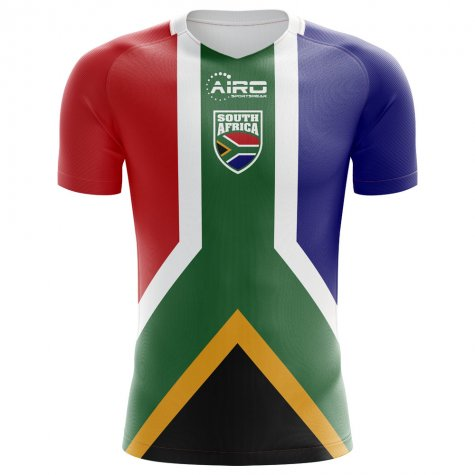 2018-2019 South Africa Home Concept Football Shirt