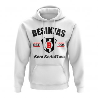 Besiktas Established Hoody (White)