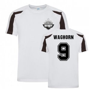 Martyn Waghorn Derby County Sports Training Jersey (White)