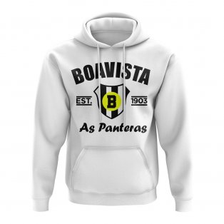 Boavista Established Hoody (White)
