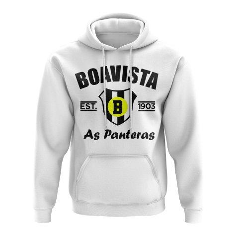 Boavista Established Hoody (White)