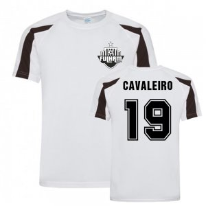 Ivan Cavaleiro Fulham Sports Training Jersey (White)