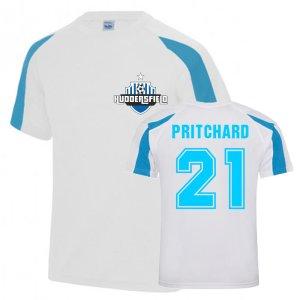 Alex Pritchard Huddersfield Sports Training Jersey (White)
