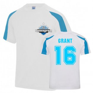 Karlan Grant Huddersfield Sports Training Jersey (White)