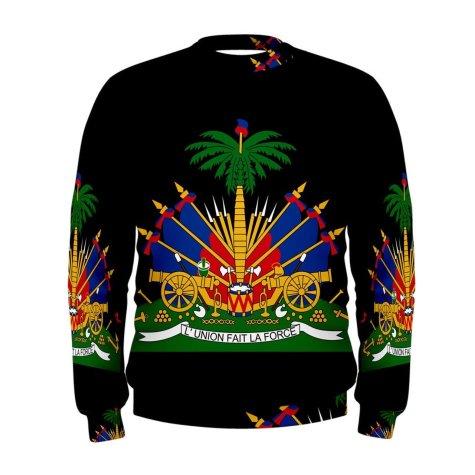 Fiji Coat Of Arms Sublimated Sweatshirt