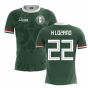 2018-2019 Mexico Home Concept Football Shirt (H Lozano 22) - Kids