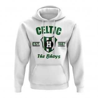Celtic Established Hoody (White)