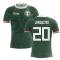 2020-2021 Mexico Home Concept Football Shirt (J Aquino 20) - Kids