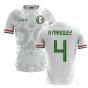 2020-2021 Mexico Away Concept Football Shirt (R Marquez 4) - Kids