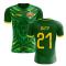 2020-2021 Cameroon Home Concept Football Shirt (Matip 21) - Kids