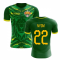 2018-2019 Cameroon Home Concept Football Shirt (NYOM 22) - Kids