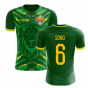 2020-2021 Cameroon Home Concept Football Shirt (Song 6) - Kids
