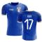 2018-2019 Italy Home Concept Football Shirt (Eder 17) - Kids