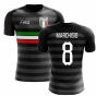 2020-2021 Italy Third Concept Football Shirt (Marchisio 8) - Kids